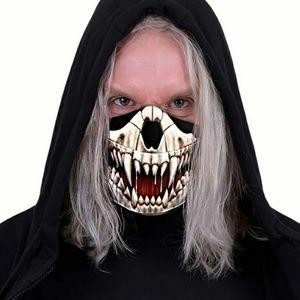 ROCK JAW- Premium Cotton Face Mask Adjustable